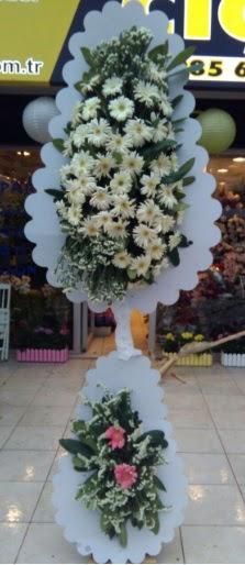 Çift katlı düğün nikah açılış çiçeği  Erzincan çiçek online çiçek siparişi