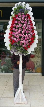 Tekli düğün nikah açılış çiçek modeli  Erzincan çiçek servisi , çiçekçi adresleri
