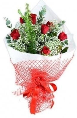 7 adet gülden kız arkadaşıma çiçek  Erzincan çiçek online çiçek siparişi