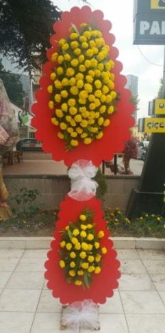 Düğün nikah açılış çiçek modeli  Erzincan online çiçekçi , çiçek siparişi