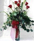 Erzincan online çiçekçi , çiçek siparişi  7 adet gül özel bir tanzim