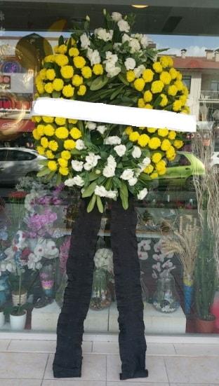 Cenaze çiçek modeli cenaze çiçeği  Erzincan çiçek online çiçek siparişi