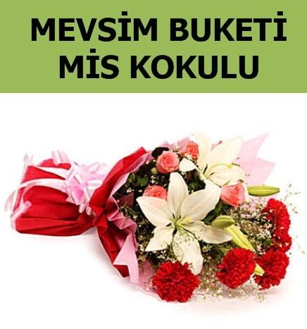 Karışık mevsim buketi mis kokulu bahar  Erzincan kaliteli taze ve ucuz çiçekler