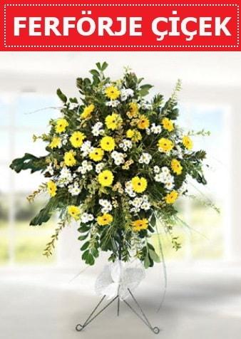 Ferförje çiçeği modeli  Erzincan 14 şubat sevgililer günü çiçek