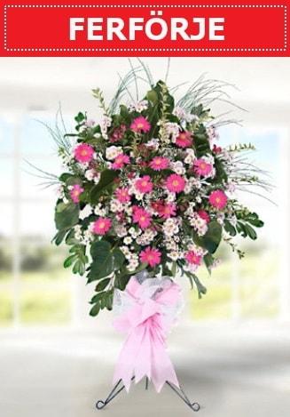 Ferförje düğün nikah açılış çiçeği  Erzincan anneler günü çiçek yolla