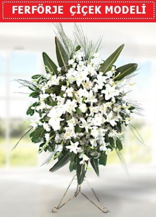 Ferförje çiçek modeli  Erzincan kaliteli taze ve ucuz çiçekler