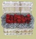 Erzincan çiçek satışı  Sandikta 11 adet güller - sevdiklerinize en ideal seçim