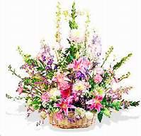 Erzincan İnternetten çiçek siparişi  Sepette özel mevsim çiçekleri